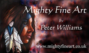 Mighty Fine Art website link