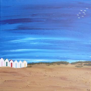 Beach Huts ll