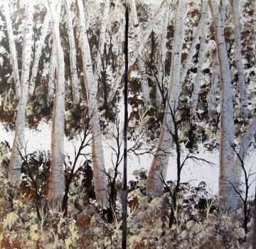 The Silver Birches