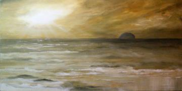 Peace Restored (Ailsa Craig)