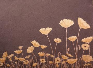 Golden Poppy Field