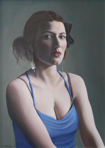 Portrait of Natalie