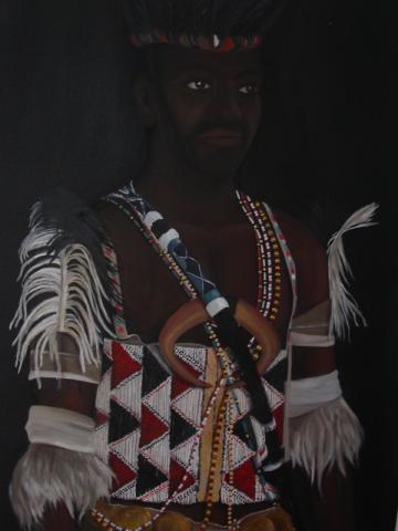 Tribal Warrier