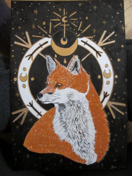 Prayer to a Fox