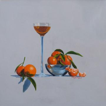Clementines and Wine