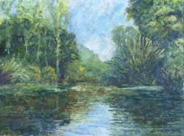 Ben Rhydding lake