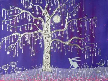 Tree of Stars hig quality print