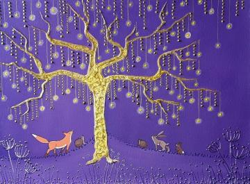 The Golden Star Tree
