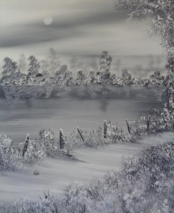 Serenity In Grey