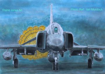 F4 Phantom Landing