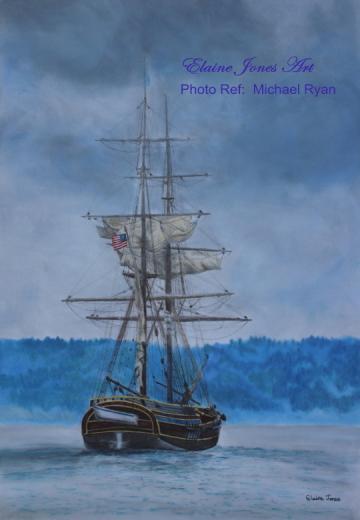 The Lady Washington Brig