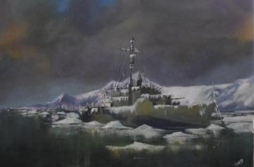 Arctic Anchorage