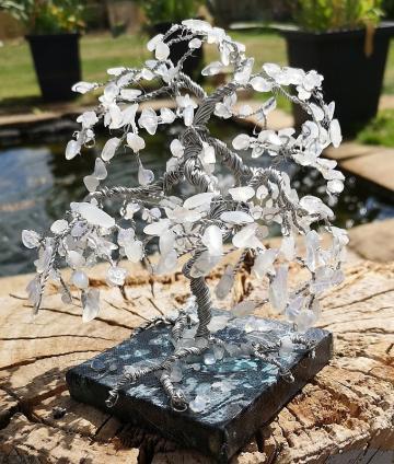 opal wire tree