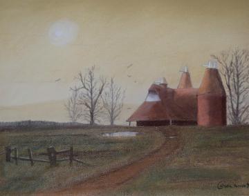 February on the Farm