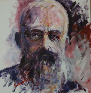 portrait of Monet     (2008)