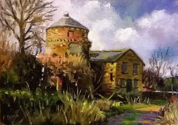 The Old Mill, Colton.