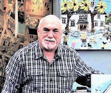 ARTIST JIM RODGERS