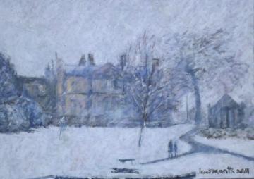 The Grange in Winter  2011