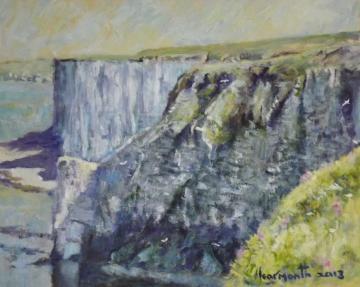 Scale Nab, Bempton Cliffs