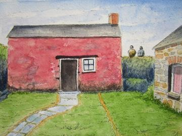 The Fishermen's Cottages, The Parrog, Newport (2)