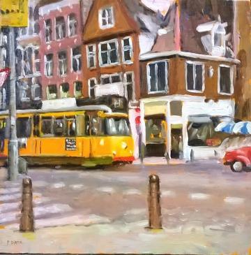 Amsterdam Tram 80.