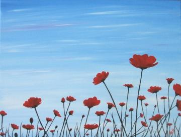 Poppies ll