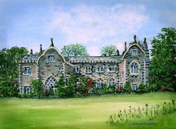 Trewan Hall, Cornwall