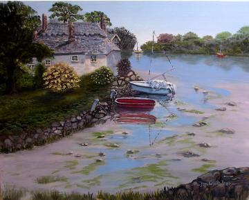 Quiet Creek, Cornwall