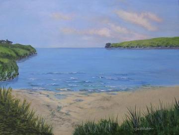 Porthcothan Bay, Cornwall
