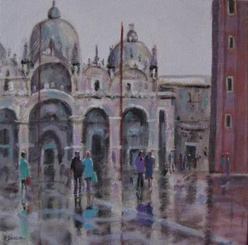 Venice After the Rain
