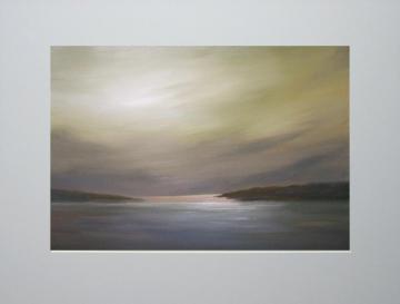Soft Light over Dunes